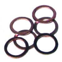 Connecting tube and accessories - DEMO - GILBARCO - OLYMP copper gasket 1/8(X 6) - OLYMP : ET253601