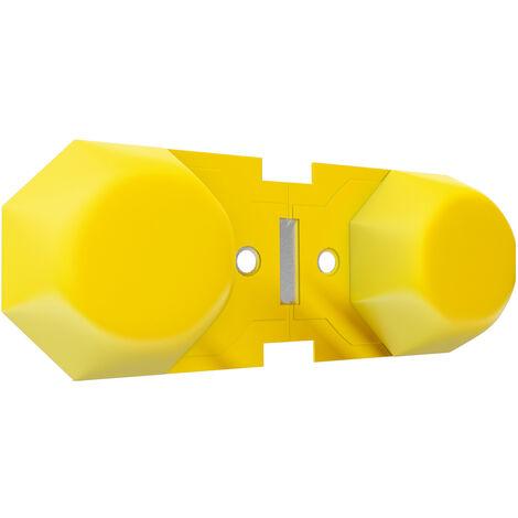 Connector Optima2 pour l'assemblage de fourrures métalliques en murs et combles - 25 pièces - ISOVER
