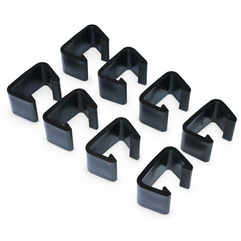 Connectors for 8-piece garden sofa set