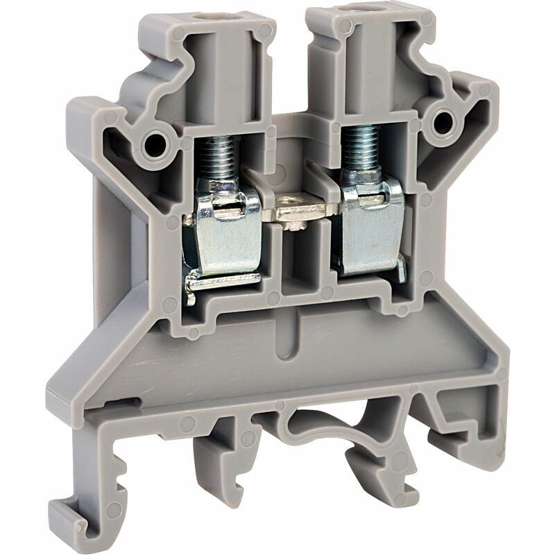 Image of TtecCTS4UN 4.0mm DIN Rail Terminal - Connectwell