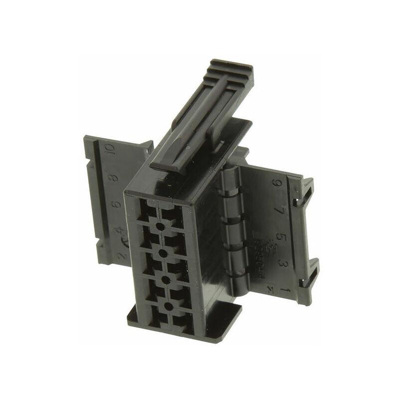Connettore JPT-Timer maschio 5x2 vie