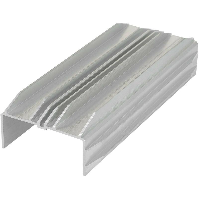 Connettore Lineare per Barra Lineare New Turner 40W Alluminio