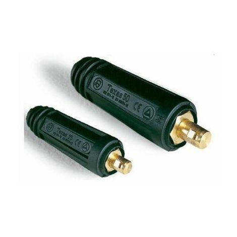 TUBO di rame terminale cavo Alette Saldatura Batteria Cavo 25MM² x 10MM FORO X 20