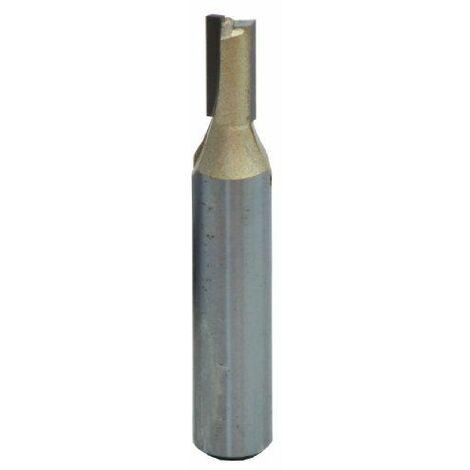 Connex COM610805 Fraise à rainurer HSS 5 mm tige 8 mm
