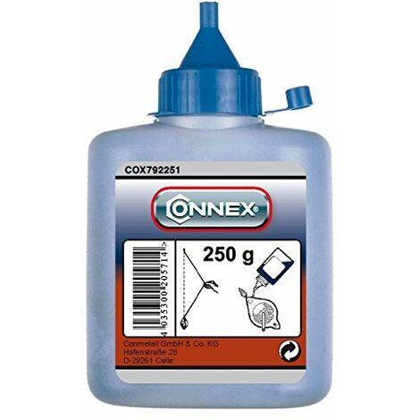 CONNEX COX792251 POUDRE COLORÉE 250 G BLEU