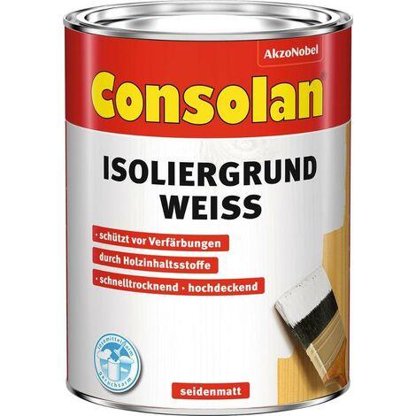 CONSOLAN Isoliergrund Weiss 2,5l - 5087456