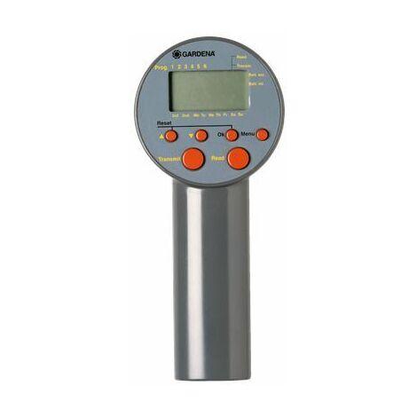 Console de programmation pour blocs-vannes et électrovanne 9 V