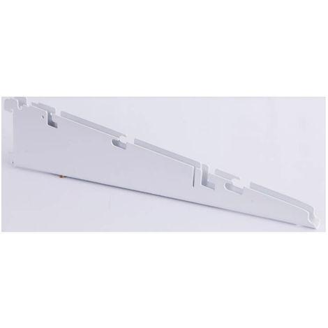 Console double plateau fil BOURG MERMIER - lg 37cm - P-CDPF37B