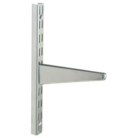 Console droites Sparring blanche longueur 470 mm