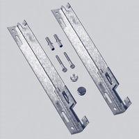 Console pour radiateur acier (plusieurs tailles disponibles)