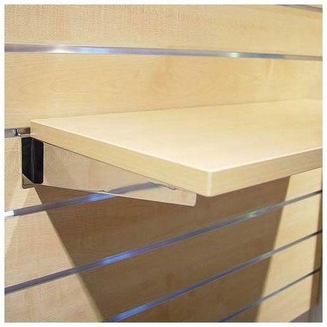 Console pour tablette bois / verre - BOHNACKER