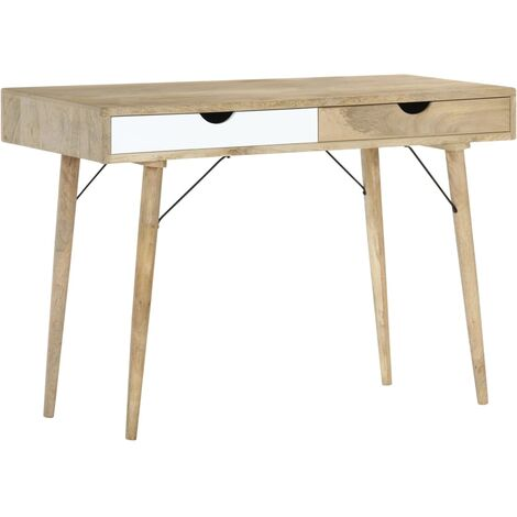 Console Table 118x45x76 cm Solid Mango Wood