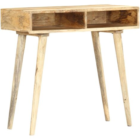 Console Table 80x40x78 cm Solid Mango Wood
