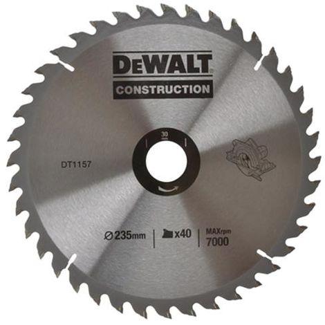 Construction Circular Saw Blades 235mm