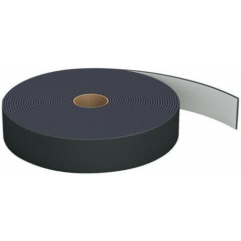 CONSTRUSIM C2505005 - Burlete adhesivo 25 m x 50 mm x 5 mm