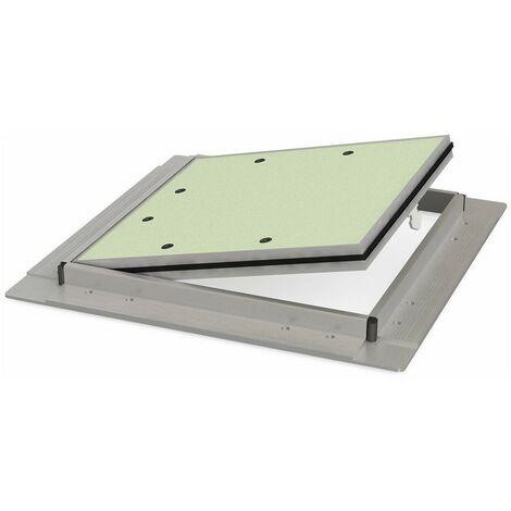 CONSTRUSIM C6724040 - Trampilla registro para placa de 15 PREMIUM 400x400 mm