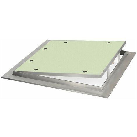 CONSTRUSIM C6764040 - Trampilla registro para placa de 13 ESTANDAR 400x400 mm