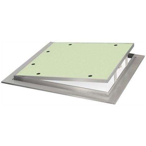 CONSTRUSIM C6774040 - Trampilla registro para placa de 15 ESTANDAR 400x400 mm