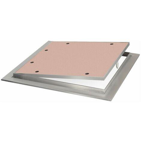 CONSTRUSIM C6784040 - Trampilla registro para placa de 15 resistente al fuego EI30 400x400 mm