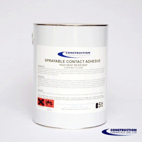 Contact Adhesive Sprayable 25 Litres