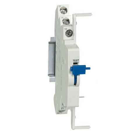 Contact auxiliaire + signal défaut inverseur DX 6A 230 V alternatif (406259)