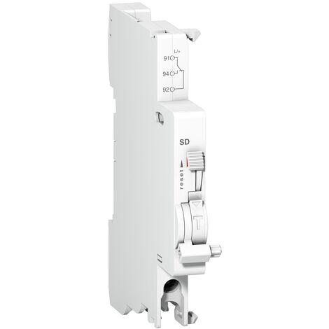 Contact auxiliaire signal-défaut SD 3A 415VCA - 6A 240VCA - A9N26927