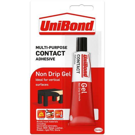 Contact Gel Adhesive Unibond 50g