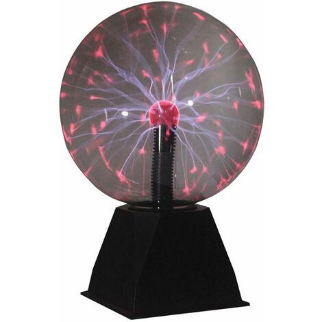 Contact Sensitive 8 Inch Plasma Ball