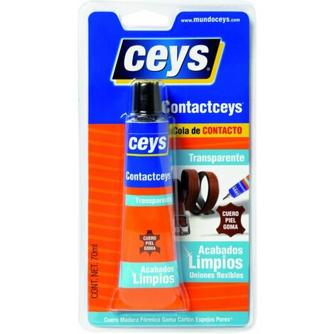 CONTACTCEYS TRANSPARENTE BLISTER 70 ML