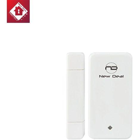 Contacteur de Porte NEW DEAL Pro-WCS compatible avec le Système d Alarme connecté NEW DEAL ProL15