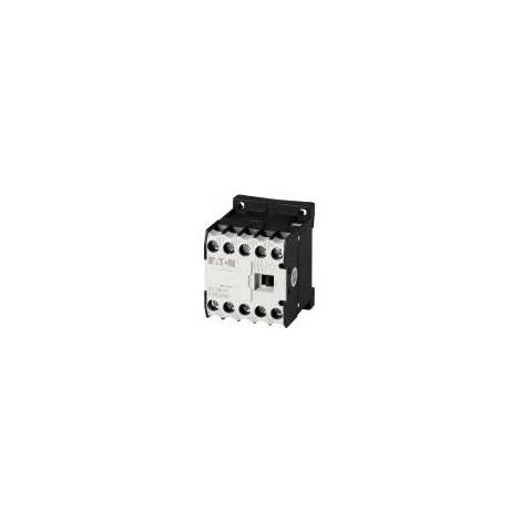 Contacteur de puissance 3p+1O 4kW/400V/AC3 EATON DILEM-01(230V50/60HZ)