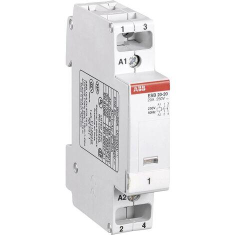 Contacteur d'installation ABB S75430
