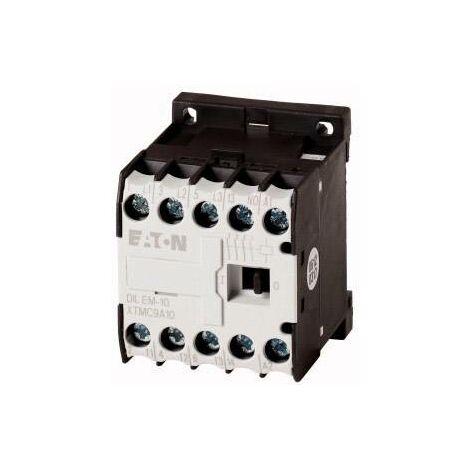 """main image of """"Contacteur Eaton DILEM-10(230V50HZ,240V60HZ) 051786 3 NO (T) 4 kW 230 V/AC 9 A 1 pc(s) S74523"""""""