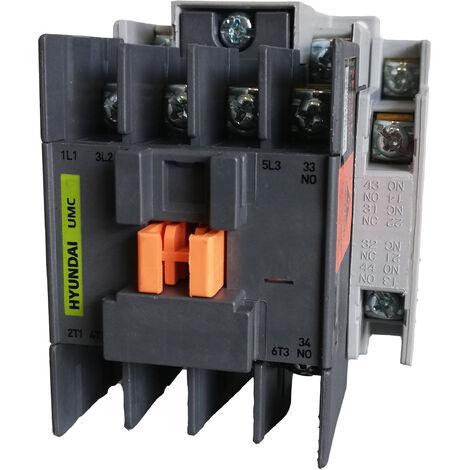 Contacteur industriel 3P AC-3 12A AC220V