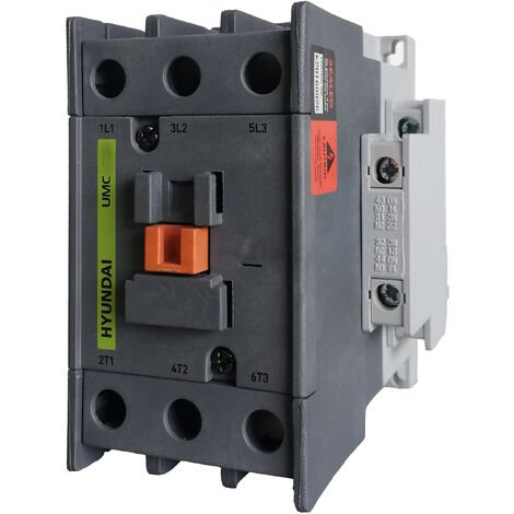 Contacteur industriel 3P AC-3 32A AC220V