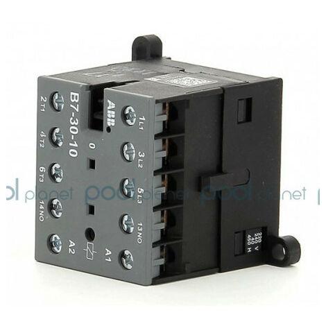 Contacteur INDUSTRIEL 4P ABB B7 230V/50Hz 5,5kW