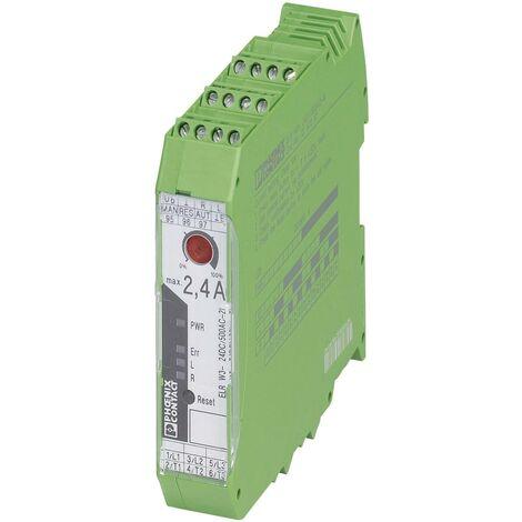 Contacteur-inverseur Phoenix Contact ELR W3-230AC/500AC-2I 2297044 230 V/AC 2.4 A 1 pc(s) S72641