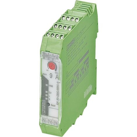 Contacteur-inverseur Phoenix Contact ELR W3-230AC/500AC-9I 2297060 230 V/AC 9 A 1 pc(s) S72648