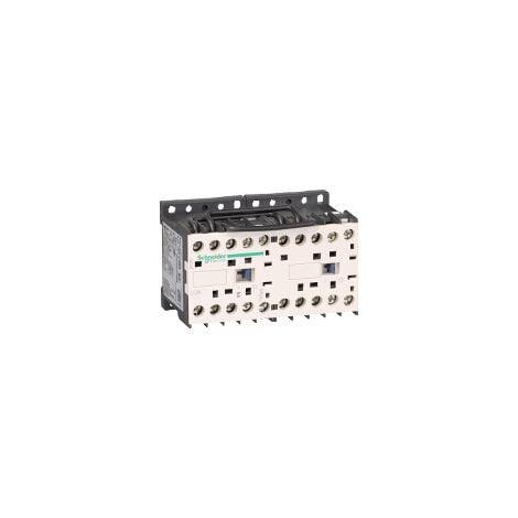 Contacteur inverseur TeSys LC2-K - 3P - AC-3 440V 9 A - bobine 24 V CA - LC2K0901B7