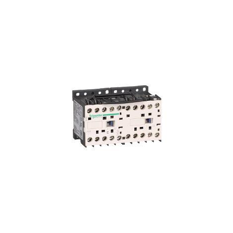 Contacteur inverseur TeSys LP2-K - 3P - AC-3 440V 6 A - bobine 24 V CC - LP2K0610BD