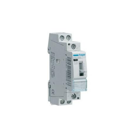 Contacteur J/N 25A 2F 230V (ETC225)