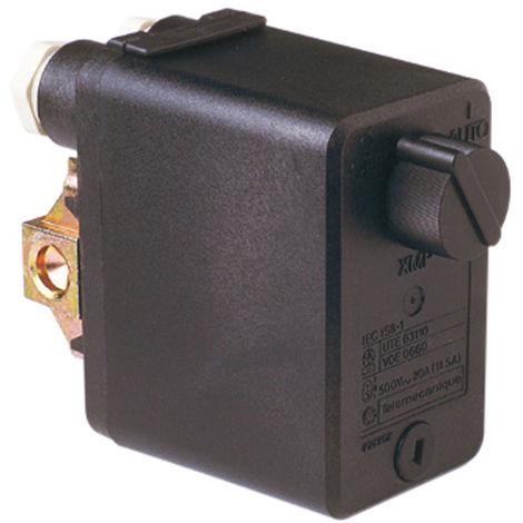 Contacteur manometrique bi-tripolaire 0-6 bar