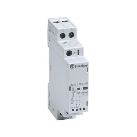 Contacteur modulaire Finder