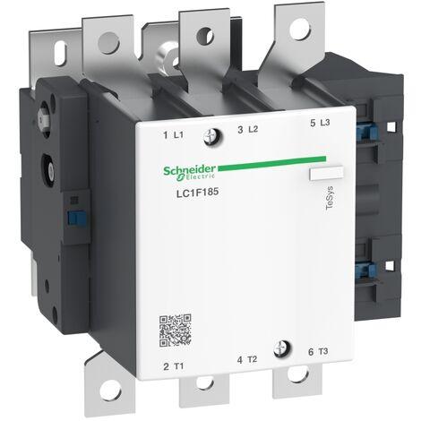 Contacteur nu LC1F 3P AC3 440V 185 A sans bobine - LC1F185