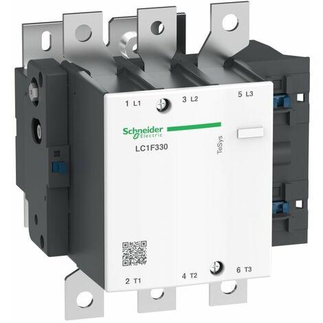 Contacteur nu LC1F 3P AC3 440V 330 A sans bobine - LC1F330