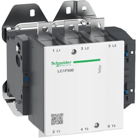 Contacteur nu LC1F 3P AC3 440V 500 A sans bobine - LC1F500