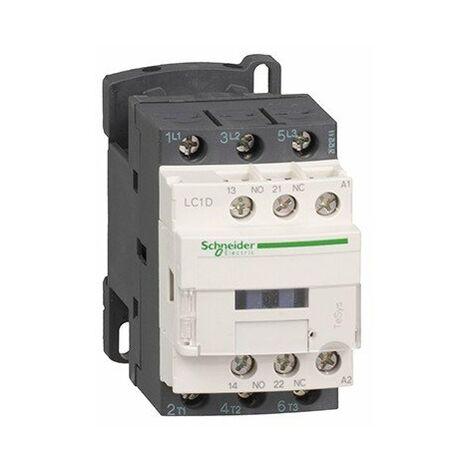 LC1-K 440VAC-3 50//60 Hz 3P Schneider Electric LC1K1210B7 contacteur TeSys 12 A bobine 24 VCA
