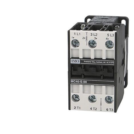 Contacteur tripolaire IMO MC32 32A / 230VAC