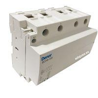 Contactor modular 100A 4Polos abiertos 230Vac - Denor