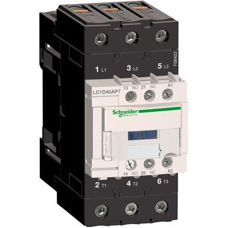 CONTACTOR TESYS D EVERLINK 3P AC3 440V 40A 230V P7